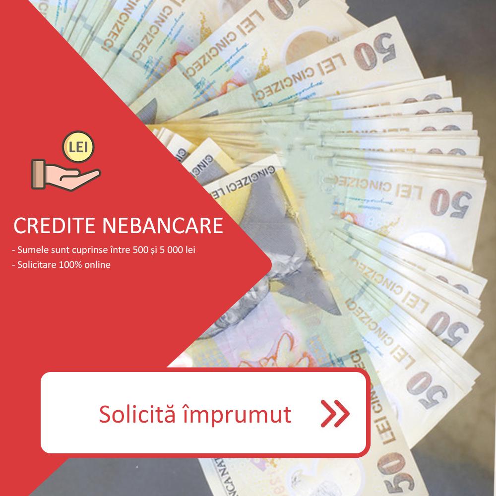 Credite online nebancare 2016
